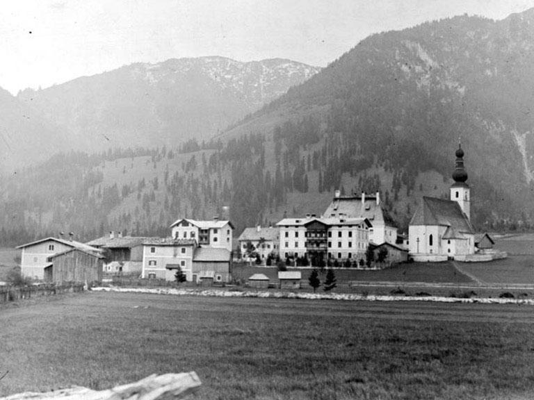 St. Ulrich in het Pillerseedal - 1914